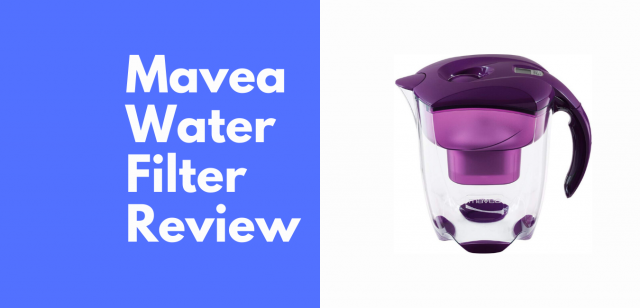 Mavea Water filter review