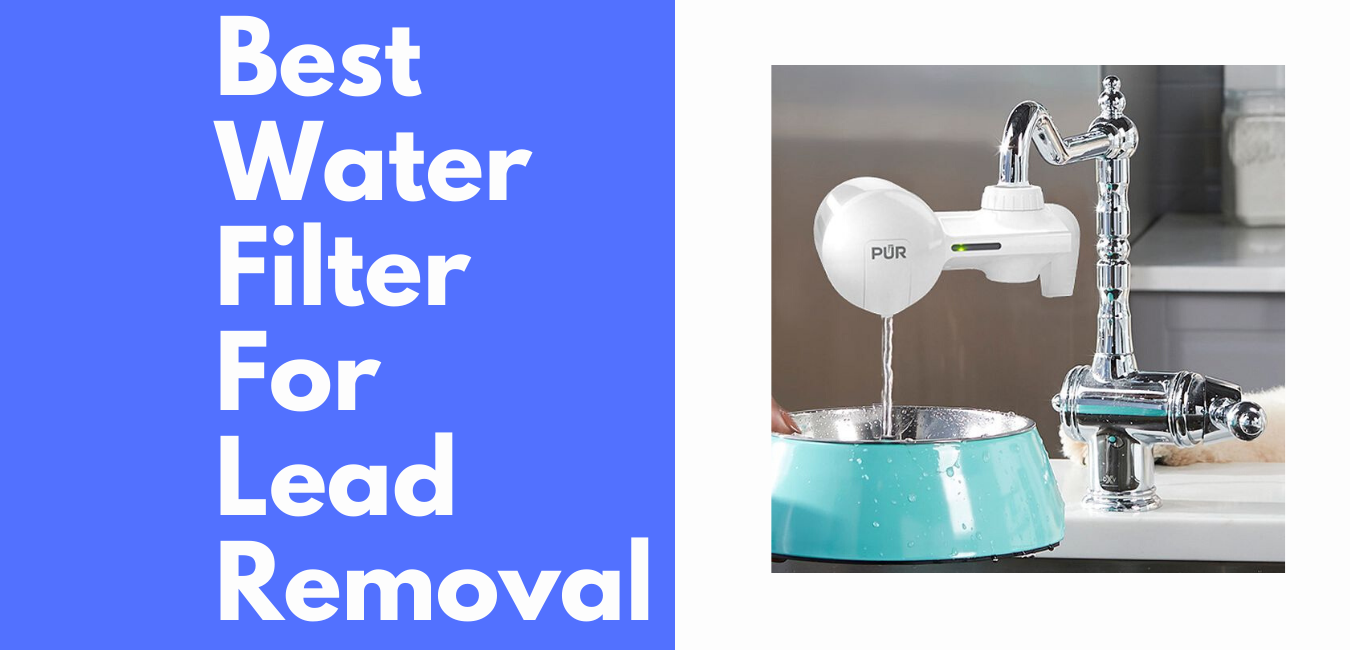 Bet Water filter for lead removal