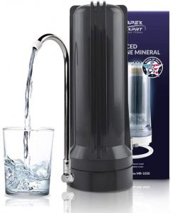 3 Countertop Drinking Water Filter