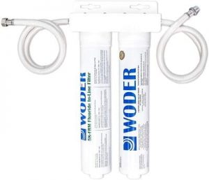 5 Woder WD-FRM-8K-DC Fluoride Removal Water Filtration
