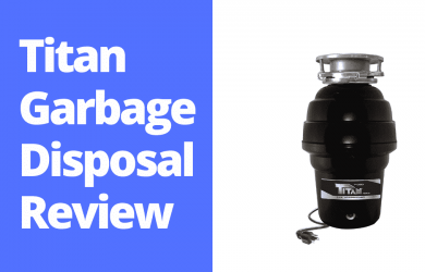 Titan Garbage Disposal